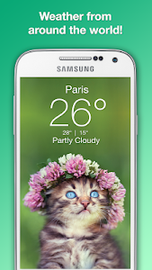 Weather Kitty screenshot 6