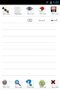 Invisible Pen Memo Note Taking- screenshot thumbnail
