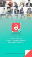 Screenshot of StarCoverStory: Lockscreen