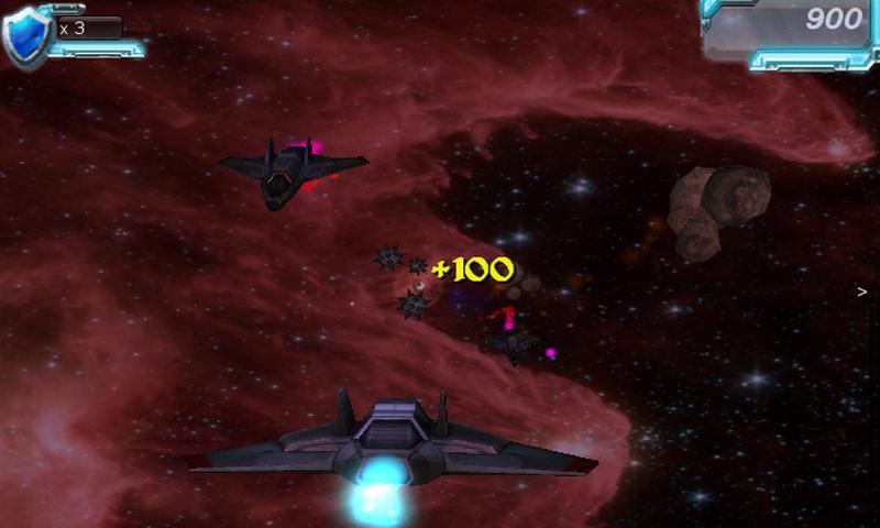 Asteroids Belt- screenshot