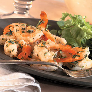Easy Rosemary Shrimp