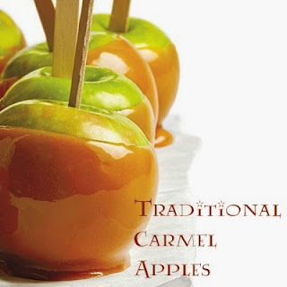 Traditional Carmel Apple