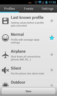 Smart Settings- screenshot thumbnail