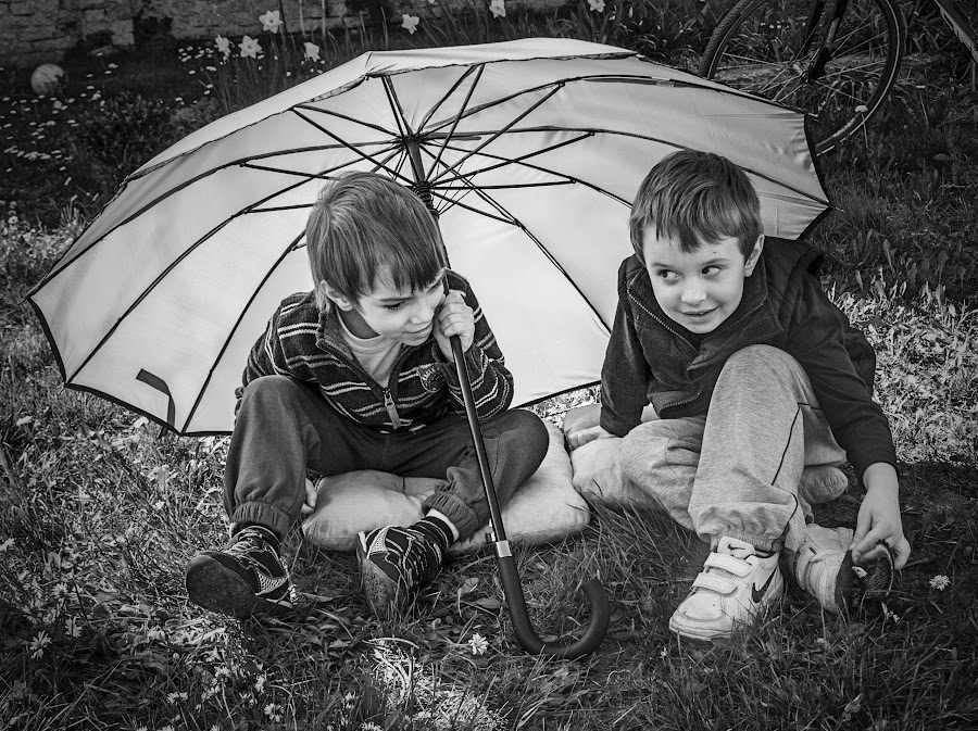 The fun we have by Goran Lee - Babies & Children Child Portraits (  )