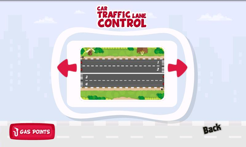 Car Traffic Lane Control Pro - screenshot