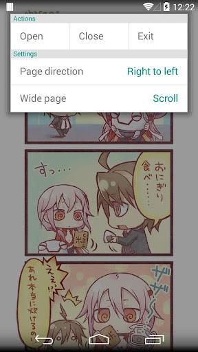 Isral's Manga Reader