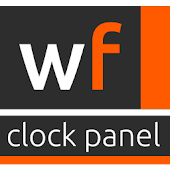 WooDFox Clock Panel