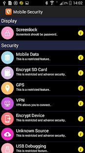 Mobile-Security- screenshot thumbnail