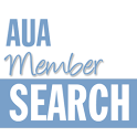 AUA Member Search icon