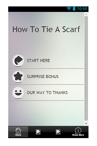 How To Tie A Scarf Guide