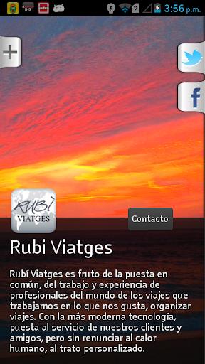 玩生活App|Rubí Viatges免費|APP試玩