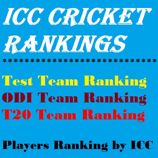 ICC Cricket Rankings