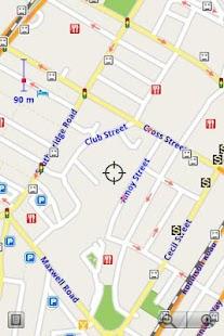 Offline Map Amsterdam