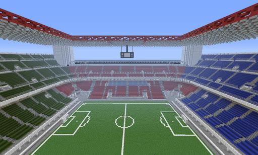 Stadium Ideas - Minecraft