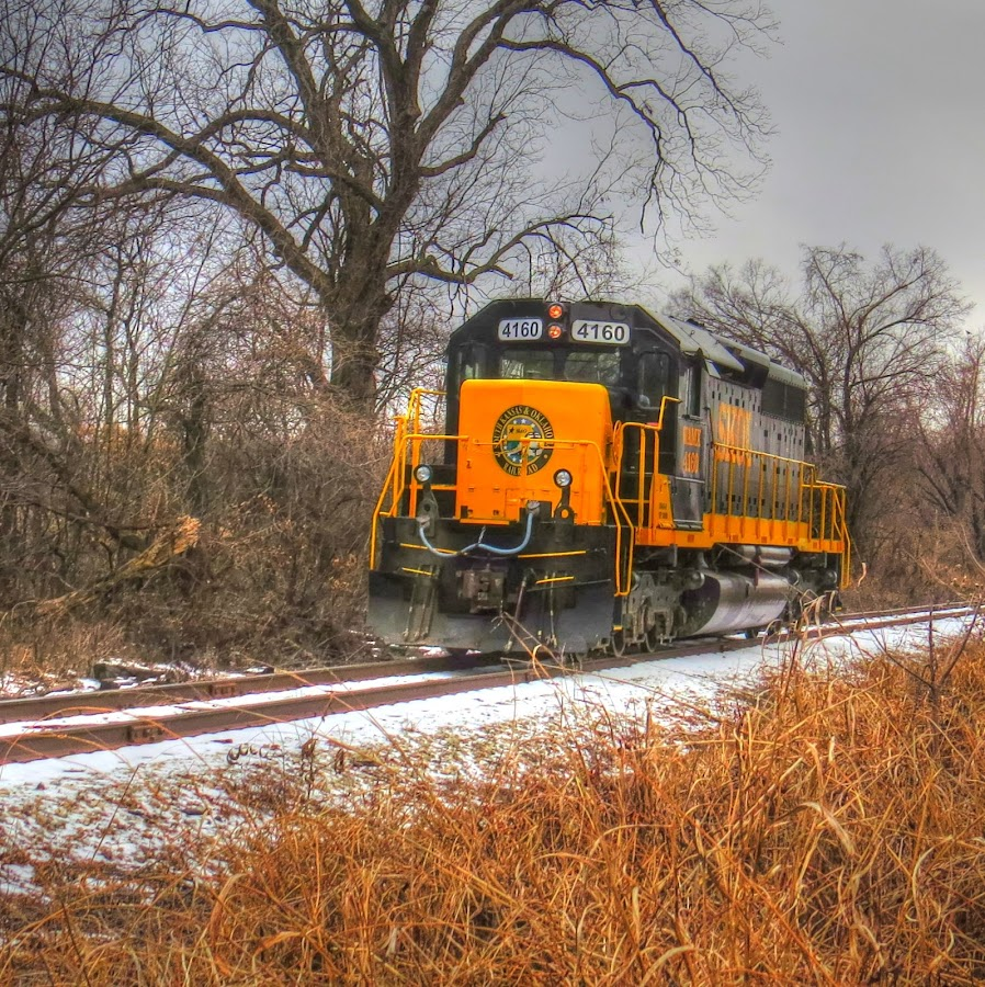 by Steve Tharp - Transportation Trains