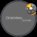 UCCW Skin - Circle Menu icon