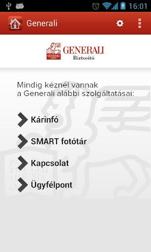 Generali Smart Házőrző