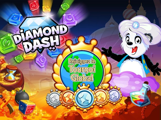 android Diamond Dash Screenshot 4