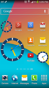 ClockView - screenshot thumbnail