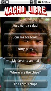 Nacho Libre Soundboard - screenshot thumbnail