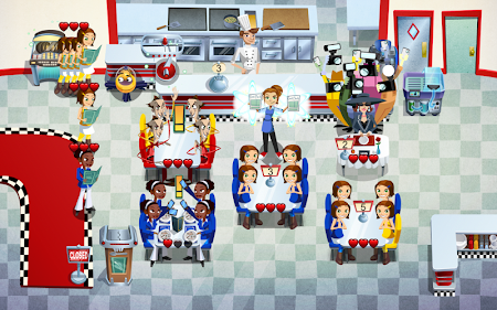 Diner Dash 1.12.4 screenshot 16691