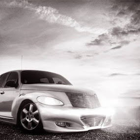 Bruiser Cruiser by Aaron Lockhart - Transportation Automobiles