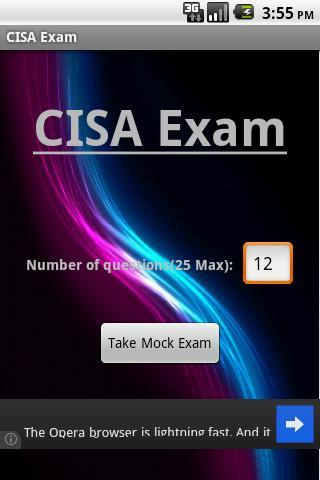 CISA Exam