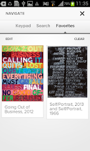 Mel Bochner: Strong Language- screenshot thumbnail
