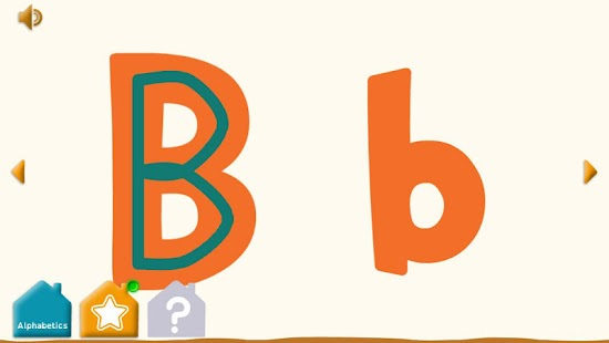 Alphabetics - screenshot thumbnail