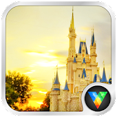 Disney Castle live wallpaper