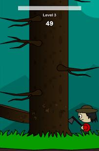 WoodChopper screenshot