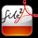 File2PDF icon