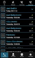 Screenshot of ICS PRO GoWidget Sms Contacts