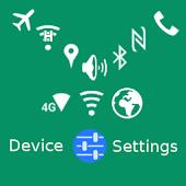 Wear - Device Settings