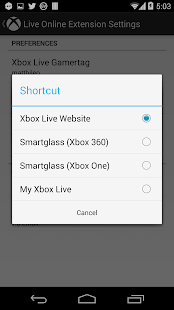 Live Online for DashClock - screenshot thumbnail