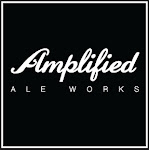 Logo of Amplified Ale Works Jack Straw Wit W/ Mosaic And Hibiscus