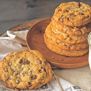 Ultimate Chocolate Chip Cookie From 'The Everyday Art of Gluten-Free'.