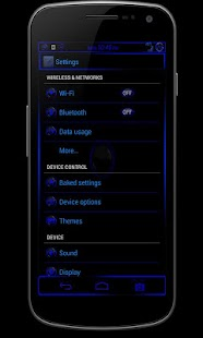 CM10 JB Theme:SMURFT OUT FREE - screenshot thumbnail
