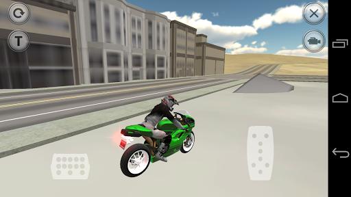 Heavy Motor Racer