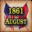 1861 Aug Am Civil War Gazette icon