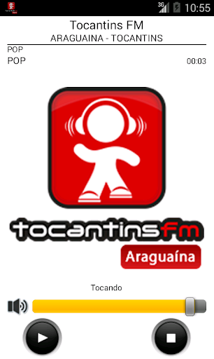Tocantins FM Araguaína