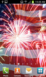 Fireworks Wallpapers APK screenshot thumbnail 5