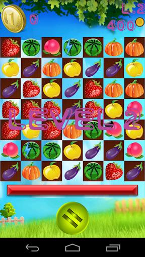 Fruit and Veg Match 3