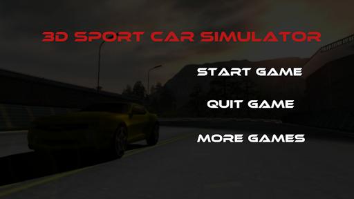 3D Sport Car Simulator