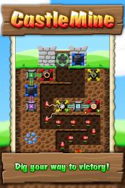CastleMine Screenshot 1