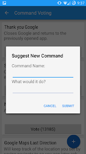 Commandr for Google Now v3.4.1
