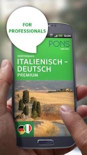Italian<>German PREMIUM- screenshot thumbnail