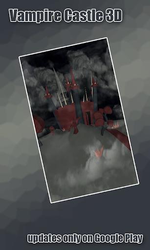 Vampire Castle 3D Wallpapers