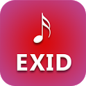 Lyrics for EXID icon