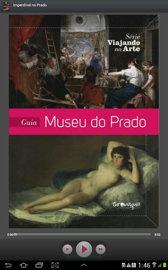 Guia Museu do Prado- screenshot